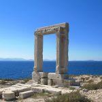 Portara, Apollon Temple
