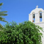 Church in Naxos Town